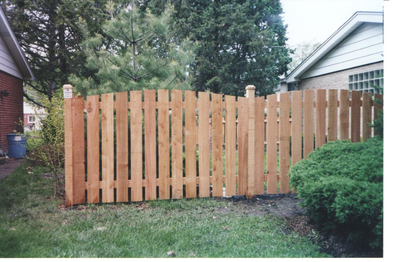 Cedar Fences Cardinal Fence Amp Supply Inc