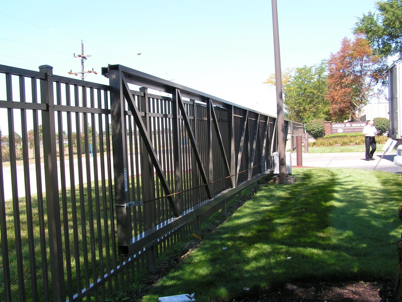 Commercial Amp Industrial Fencing Cardinal Fence Amp Supply