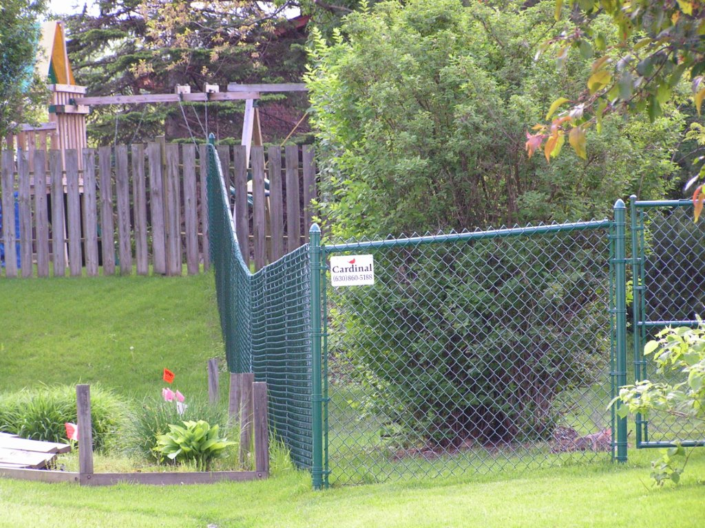 Chain link cardinal fence supply inc