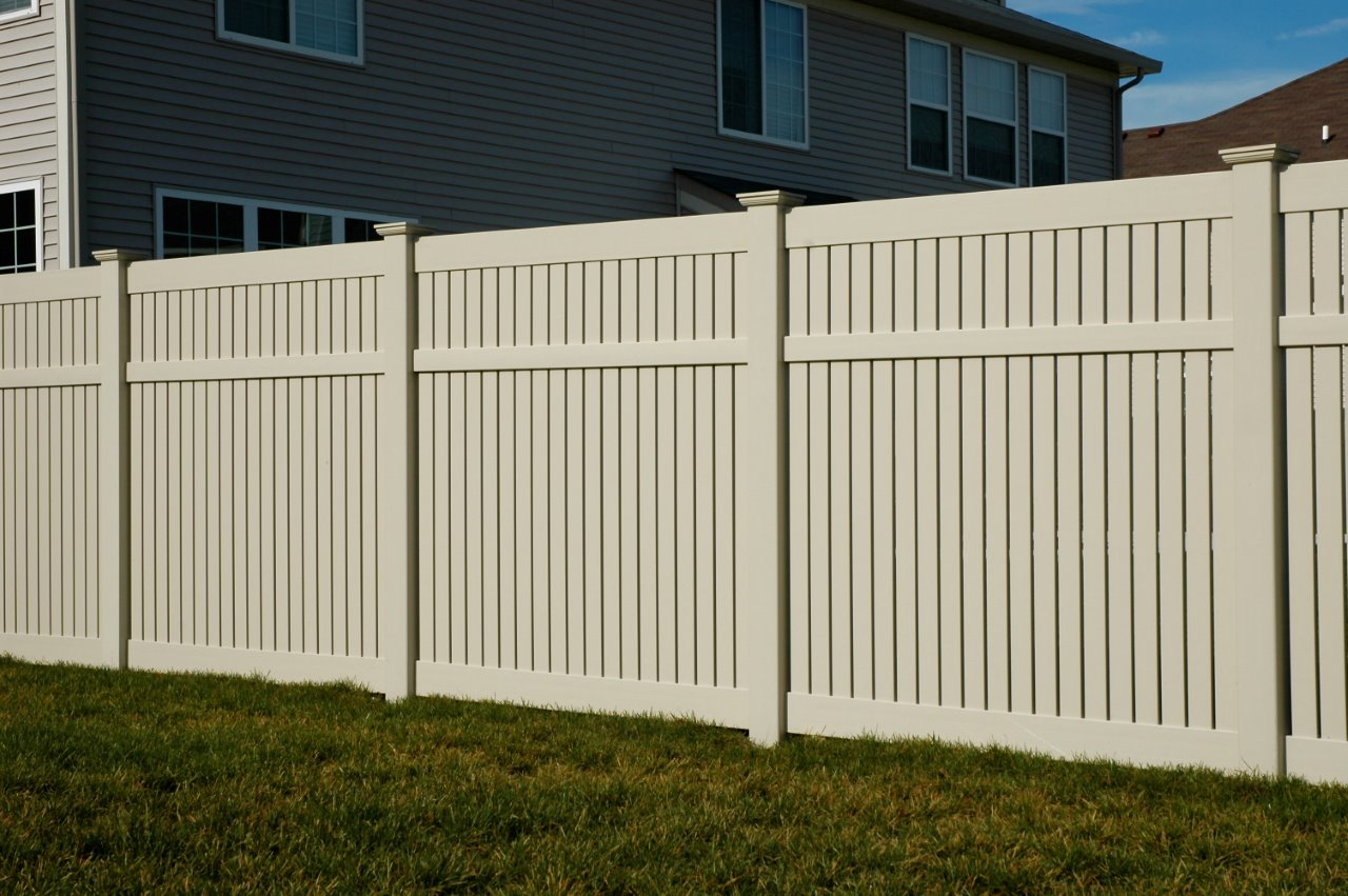 Pvc Fence Cardinal Fence Amp Supply Inc