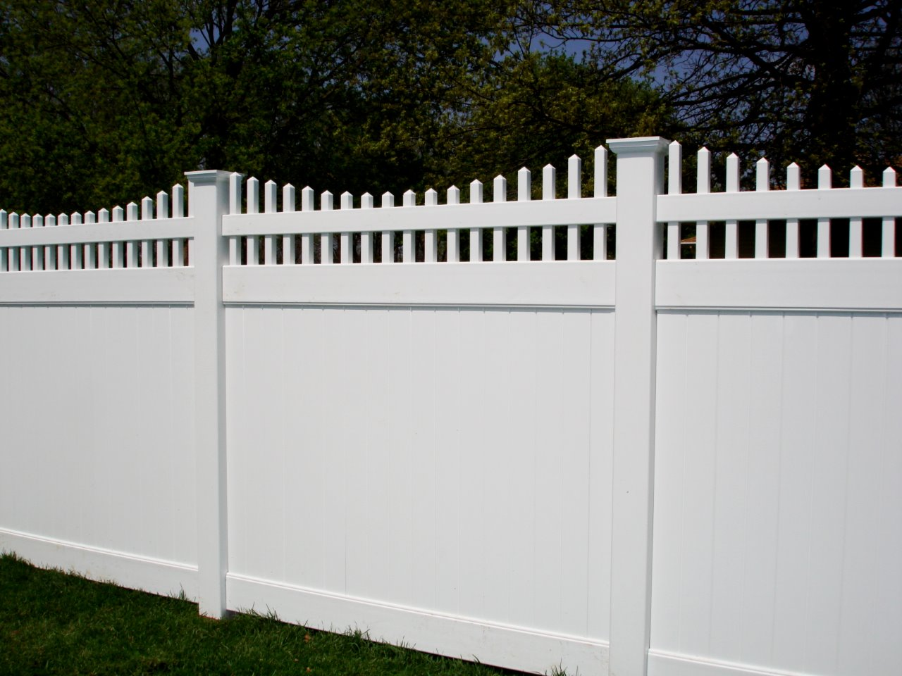 aluminum privacy fence wood vinyl privacy fence picture cardinal supply inc