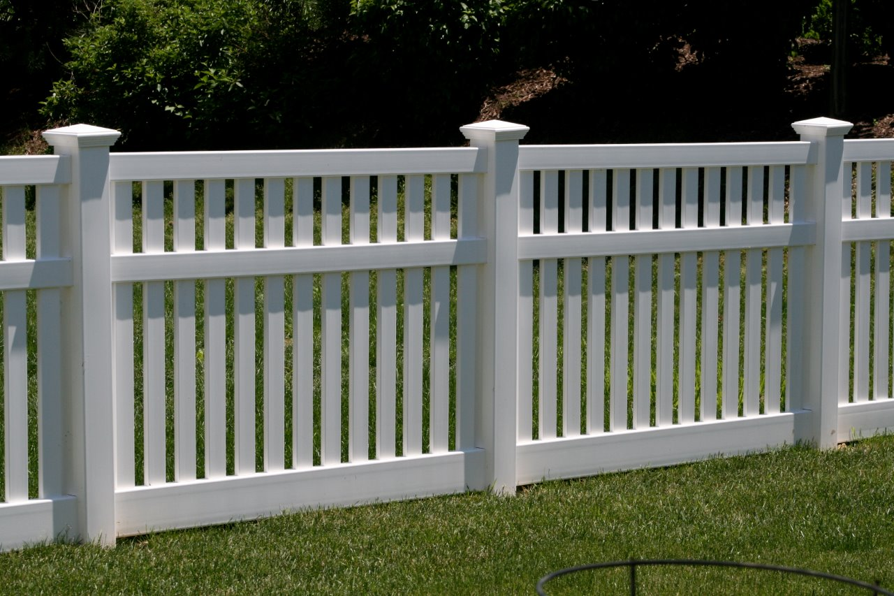 4 Cape Cod Pvc Fence Cardinal Fence Amp Supply Inc