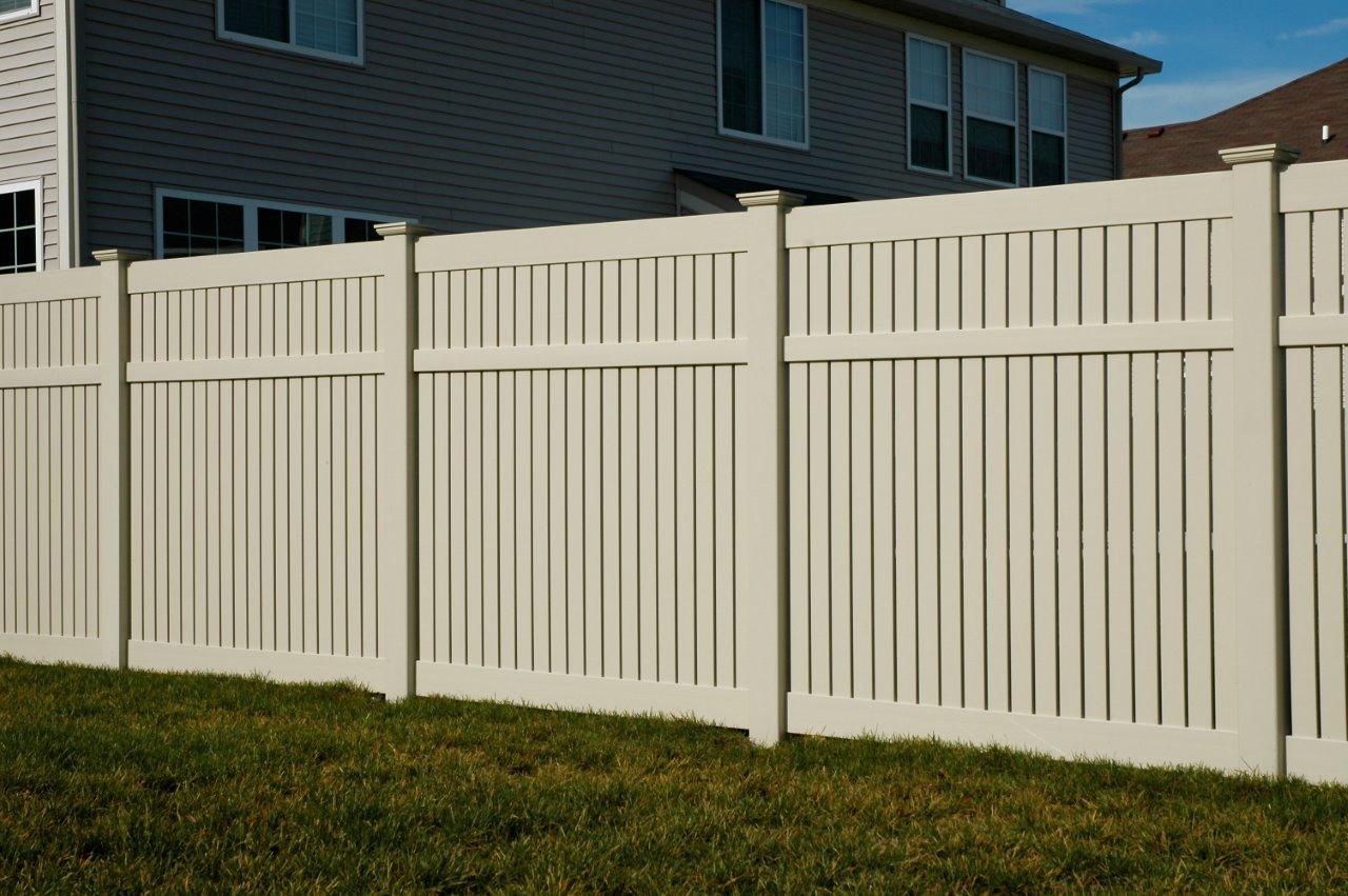 Pvc Or Vinyl Fences Cardinal Fence Amp Supply Inc